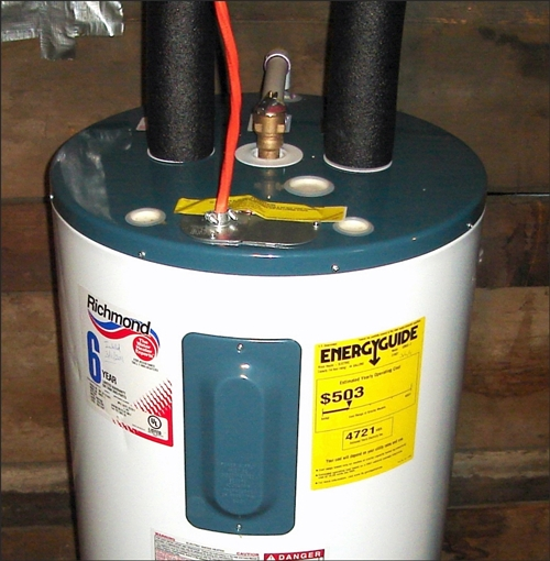 Cypress Electric Water Heater Repair